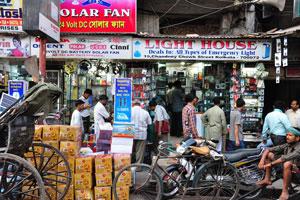 Дом Света. 16, улица Чандни Чоук, Калькутта - 700072