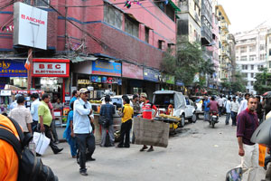 Рынок Чандни Чоук, электроника Викки