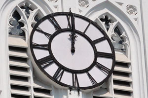 Часы собора Святого Павла