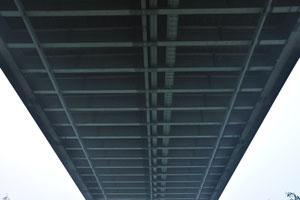 Нижняя часть моста