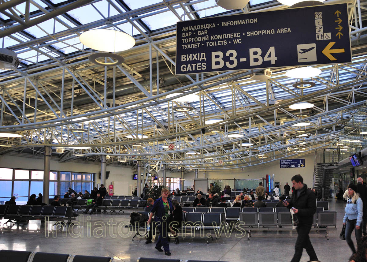 Interior Design Of Kiev International Airport Miscellaneous Pictures India