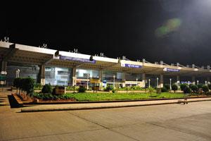 Аэропорт г. Мадурай