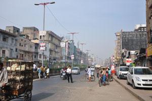 Дорога Деш Банду Гупта, Нью-Дели