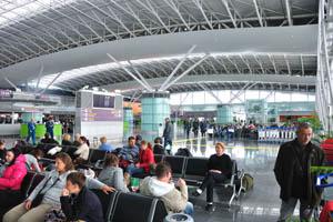 Киев - Борисполь - терминал D