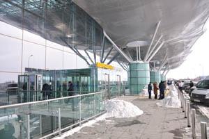 Киев - Борисполь - терминал D, сектор вылетов