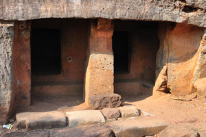 Пещеры Удаягири