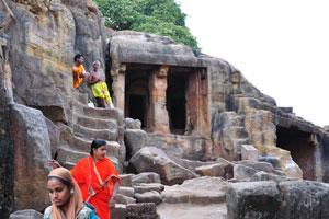 Пещеры Кхандагири