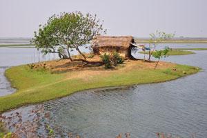 Сказочный дом на романтическом острове