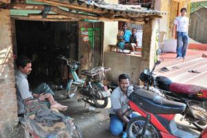Механик мотоциклов