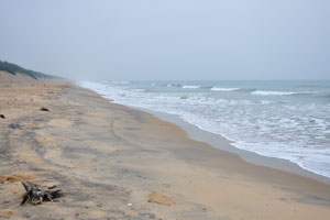 Красота Пустого пляжа