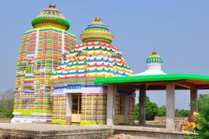 Самый красочный храм