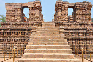 Сломанный храм, Ната Мандир