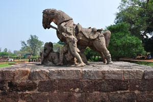 Ещё один из семи боевых коней
