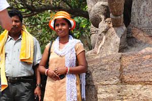 Красивая пара из Бангладеш