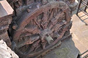 Колесо колесницы
