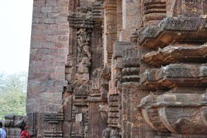 Храм Солнца невероятно огромный