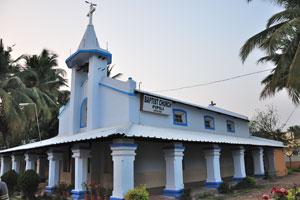 Баптистская церковь создана в 1840 году