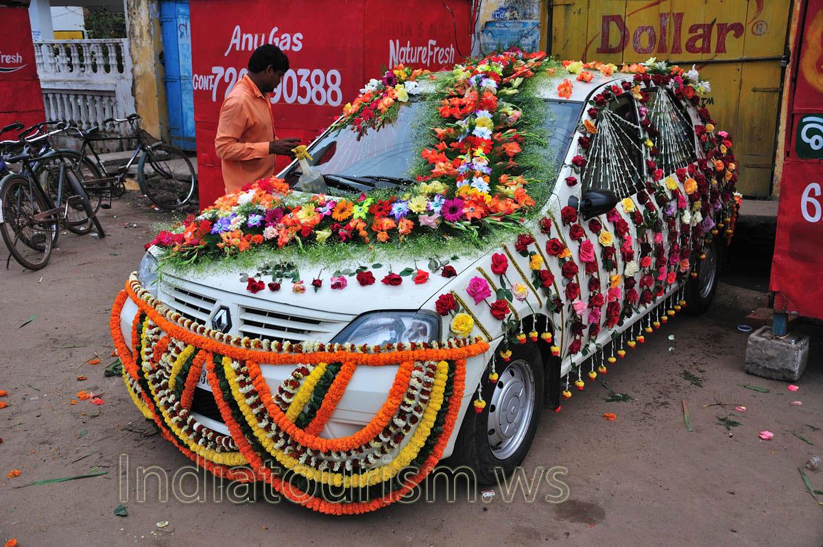 Indian Car Decoration Photos Flisol Home