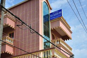 Отель «Гостиница Морской королевы» на дороге Чакра Тиртха