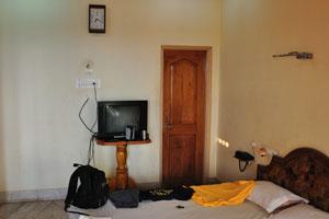Это наш второй номер в отеле «Гостиница Морской королевы»