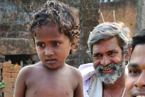 Индийский мальчик