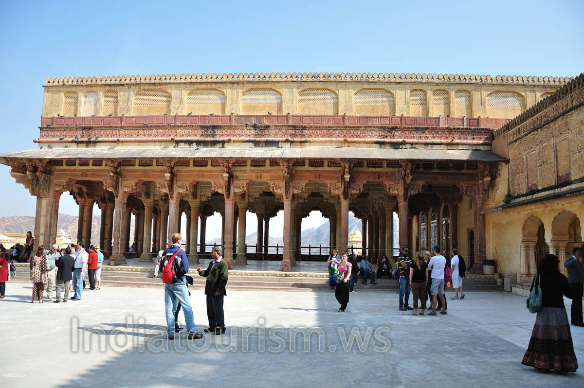 Diwan i aam amer fort or amber fort rajasthan india for Diwan i aam images
