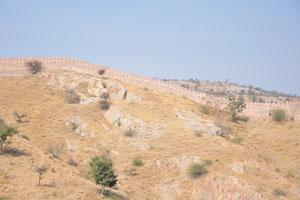 Оборонительная стена