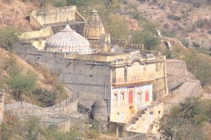 Один из городских храмов