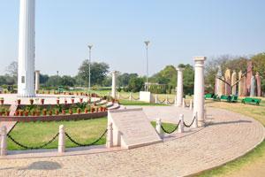Стелла для индийского флага
