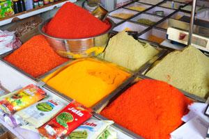 Индийские порошковые специи