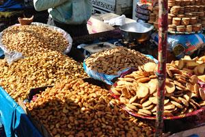 Печенье на базаре Триполиа