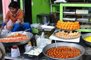 Гулаб джамун и другие индийские сладости