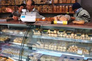 Казане Валон ка Раста: печенье и пирожные в булочной