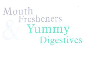 Освежители рта и Аппетитные дижестивы