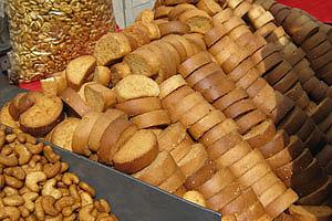 Печенье и крекеры