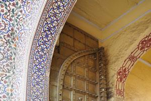 Главные входные ворота в Городской дворцовый комплекс