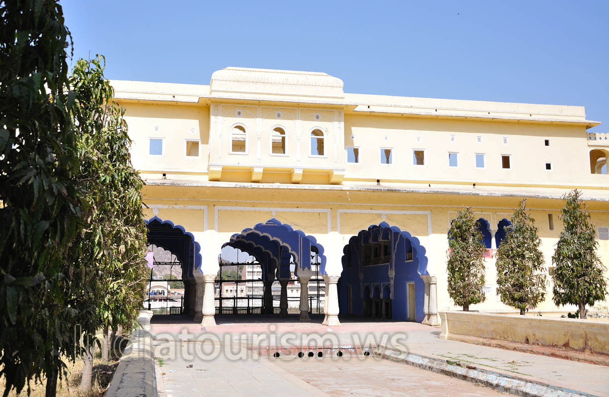 Badal Mahal Jaipur Rajasthan India