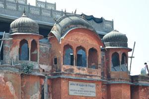 Башни архитектуры Раджпут