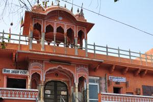 Храм Дваркадееш на улице Чаура Раста