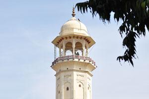 Сварга Сули (Изар лат). Махараджи Джайпура