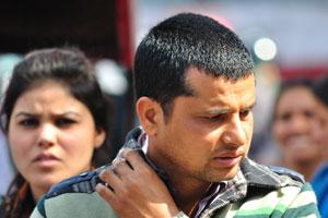 Лица Джайпура: мужчина
