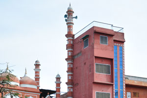 Масджид Самбхариан. История Джайпура