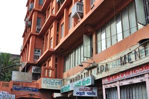 Улица Чаура Раста: аппартаменты Навратна