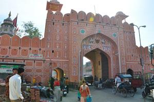 Ворота Чандпол