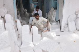 Казане Валон ка Раста: производители мраморных статуй