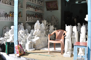 Казане Валон ка Раста: магазин мраморных статуй