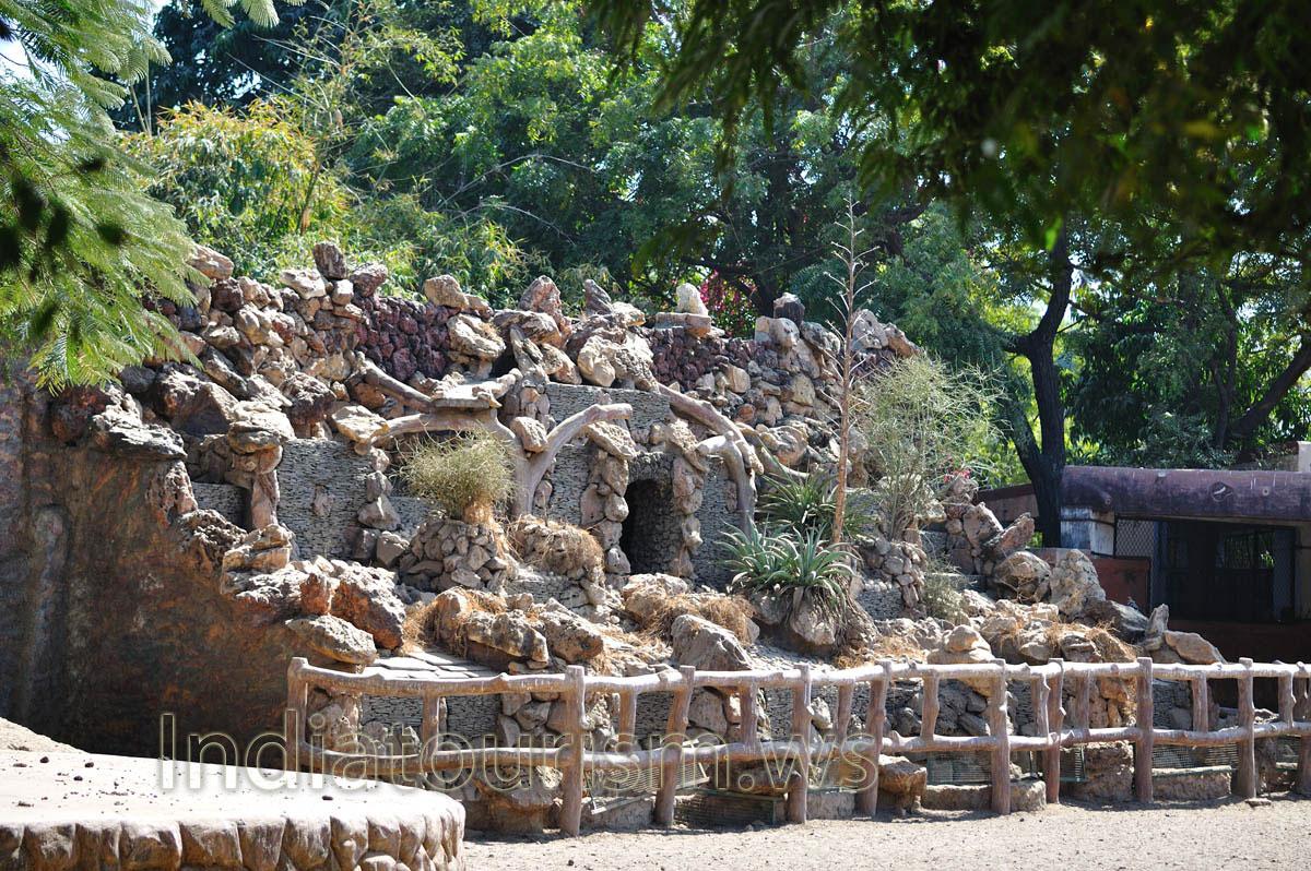 Landscape Design Jaipur Zoo Rajasthan India