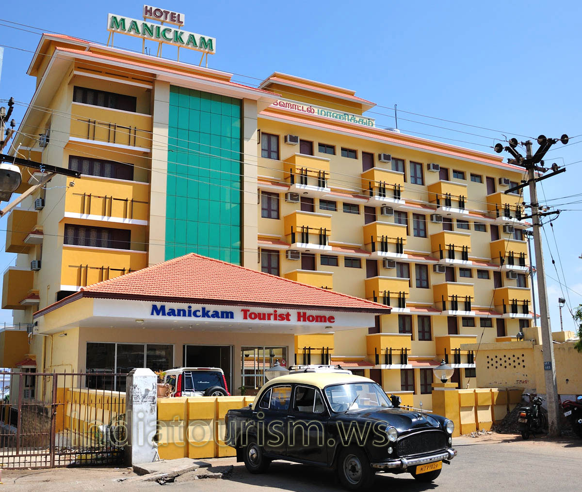 Kanyakumari Hotels Near Beach