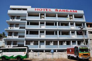 Отель «Сангам»