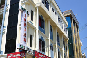 Отель «Индийский» и отель 'Джаас'